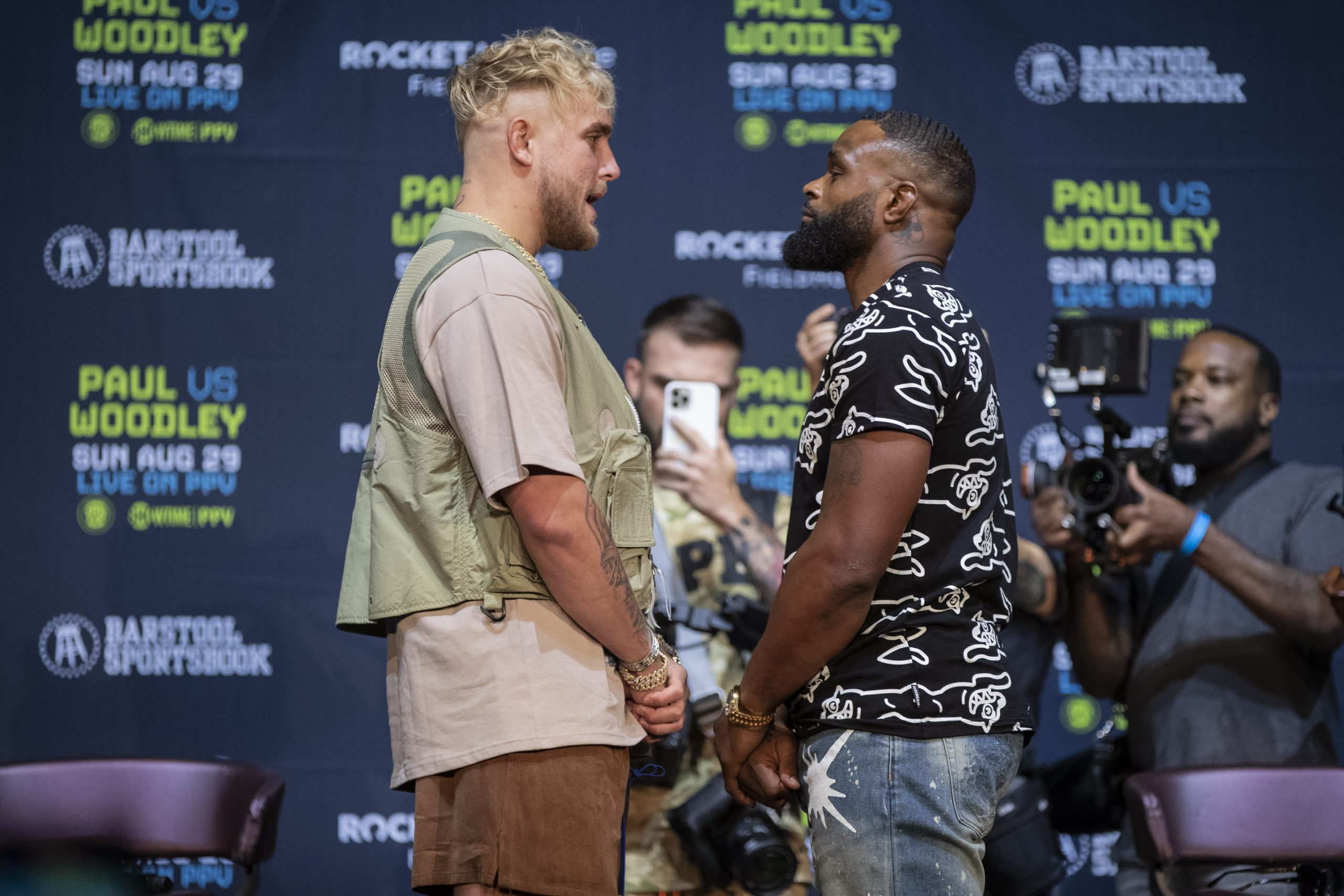 Paul Vs Woodley 5 Intriguing Facts You Didnt Know About Tyron Woodley